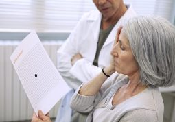 degeneracija makule zute pjege bolest ociju