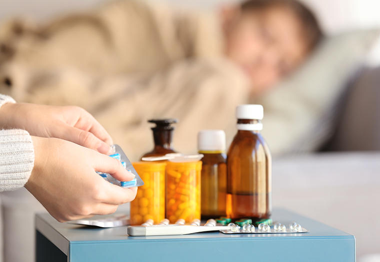 kucna ljekarna djeca lijekovi kod kuce za djecu