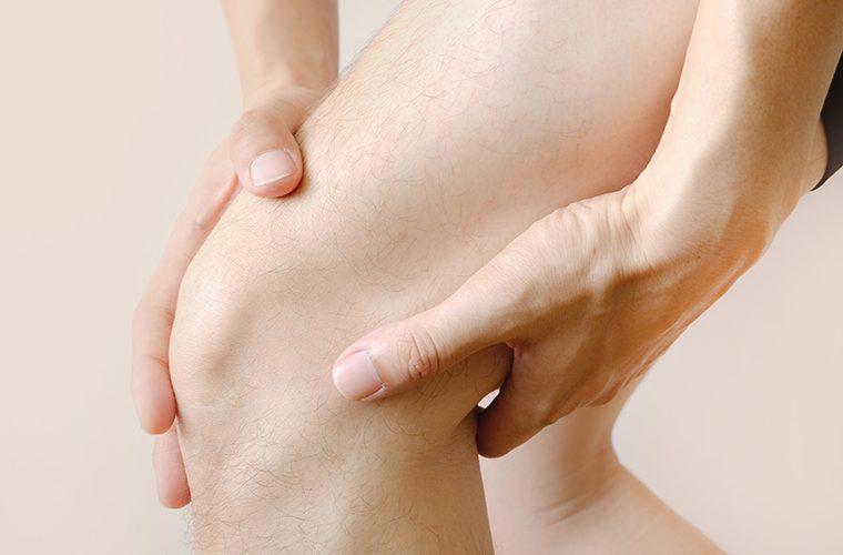 Bakerova cista koljeno kvrga iza koljena