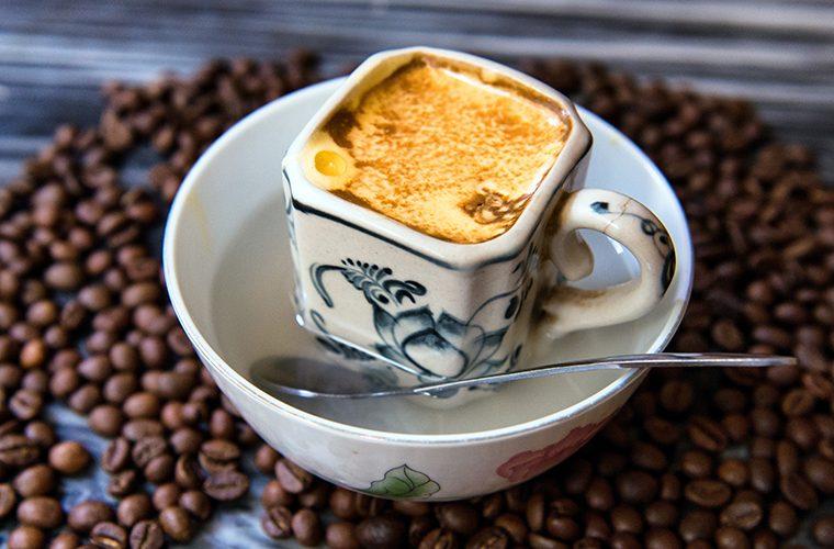 napitak svedska kava sa sirovim jajetom sirovo jaje egg milk