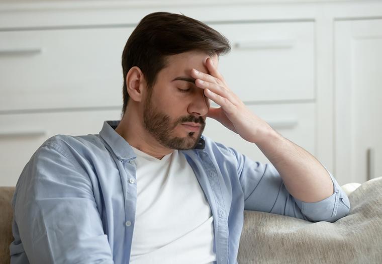 tiha migrena aura simptomi
