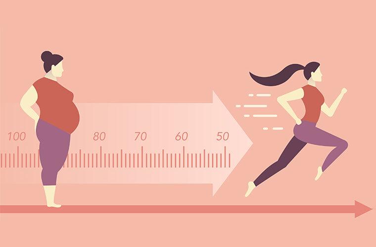 fizicka kondicija ili tjelesna težina fitness vs fatness zdravlje dijeta mrsavljenje