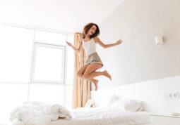 RISE-UP metoda kronicni umor ustajanje budenje energija