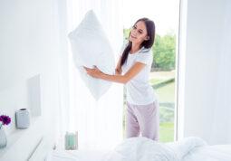 higijena koliko cesto prati jastučnice akne crvenilo osip cistoca spavanje