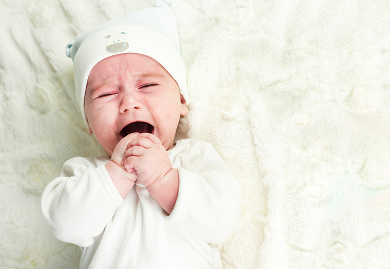 afektivne respiratorne krize napadaj prekid disanja