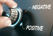 negativnosti pristranost negativnom