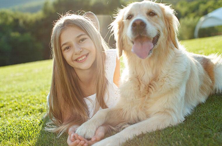 djeca psi pas zdravlje odrastanje covjekov najbolji prijatelj odgoj razvoj