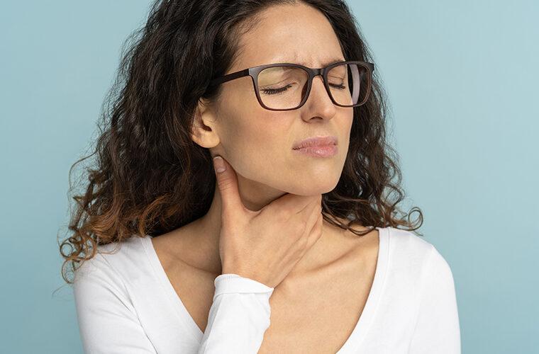 zloupotreba glasa promuklost disfonija glasnice poremecaj glasa