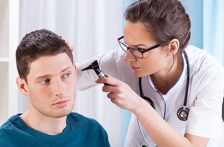 gljivicne upale uha infekcije plivacko uho slusna pomagala otomikoza