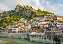 Berat Albanija UNESCO