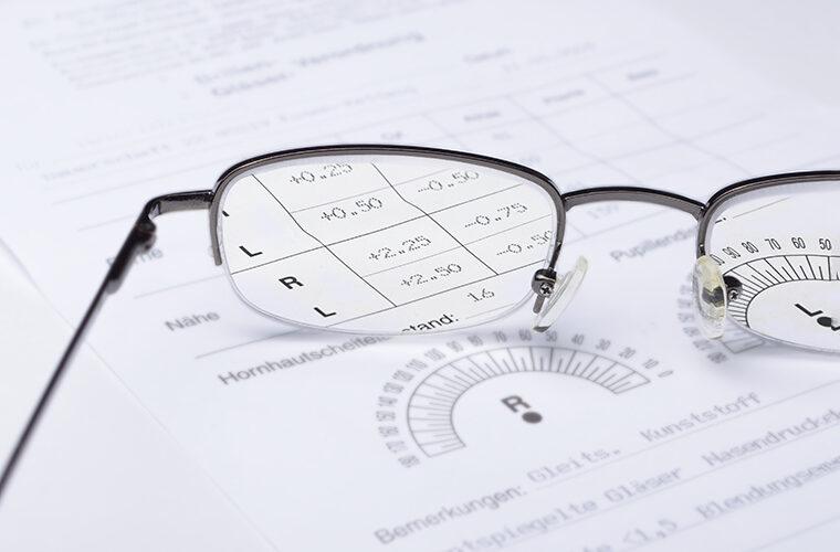 naočale recept za naočale dioptrija