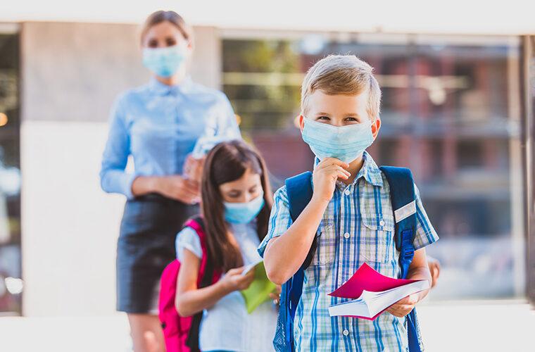 koronavirus u djece