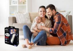 Braun ThermoScan® 7 IRT 6520 Digitalni infracrveni toplomjer