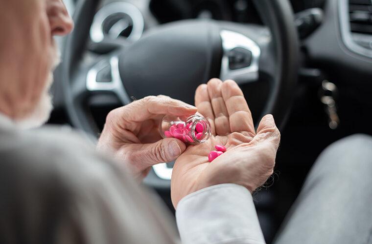 utjecaj lijekova voznja automobila