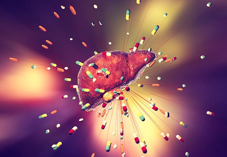 ostecenje jetre lijekovima
