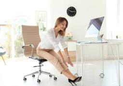 vjezbanje u uredu
