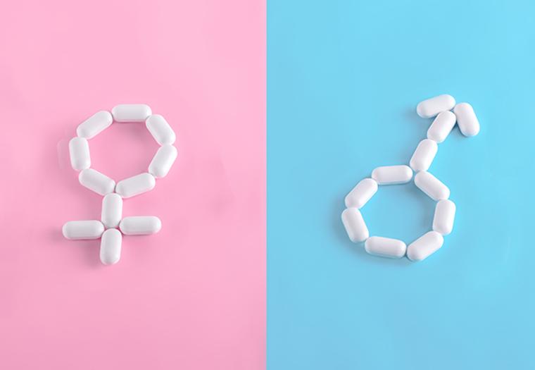 djelovanju lijekova ovisno o spolu