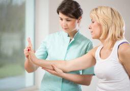 COVID-a mirkocirkulacija fizikalna terapija