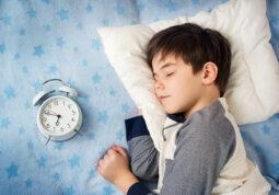 spavanje djeca ritam spavanja dijete tinejdzer